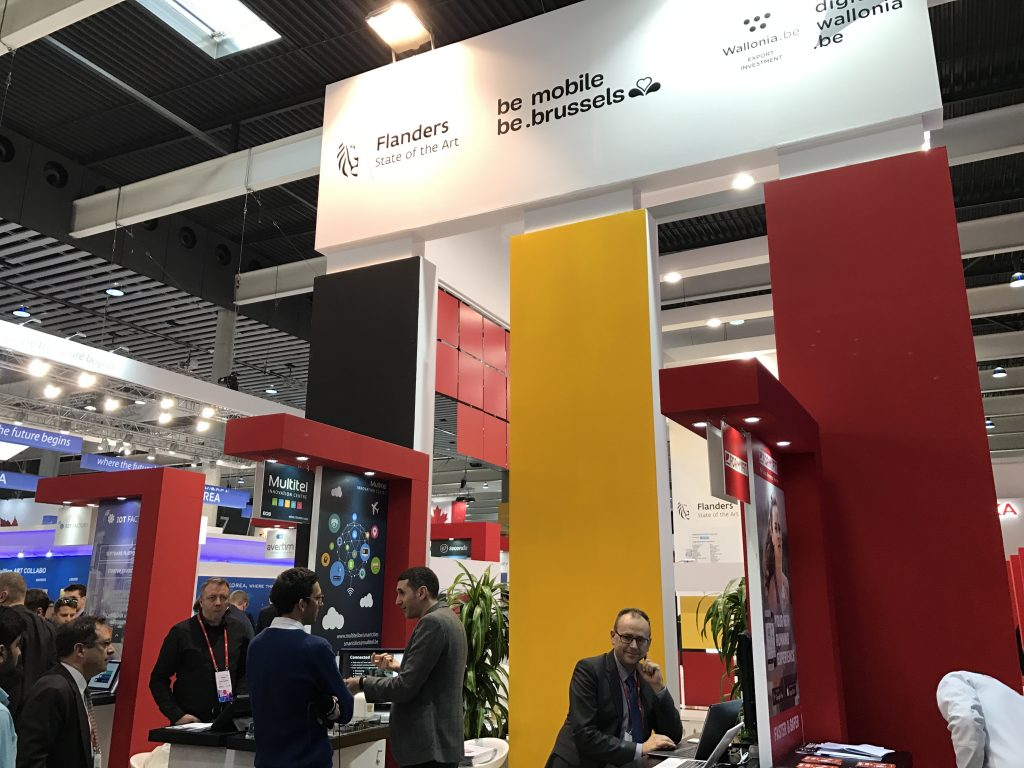 Mobile World Congress-Barcelona-2017-booth