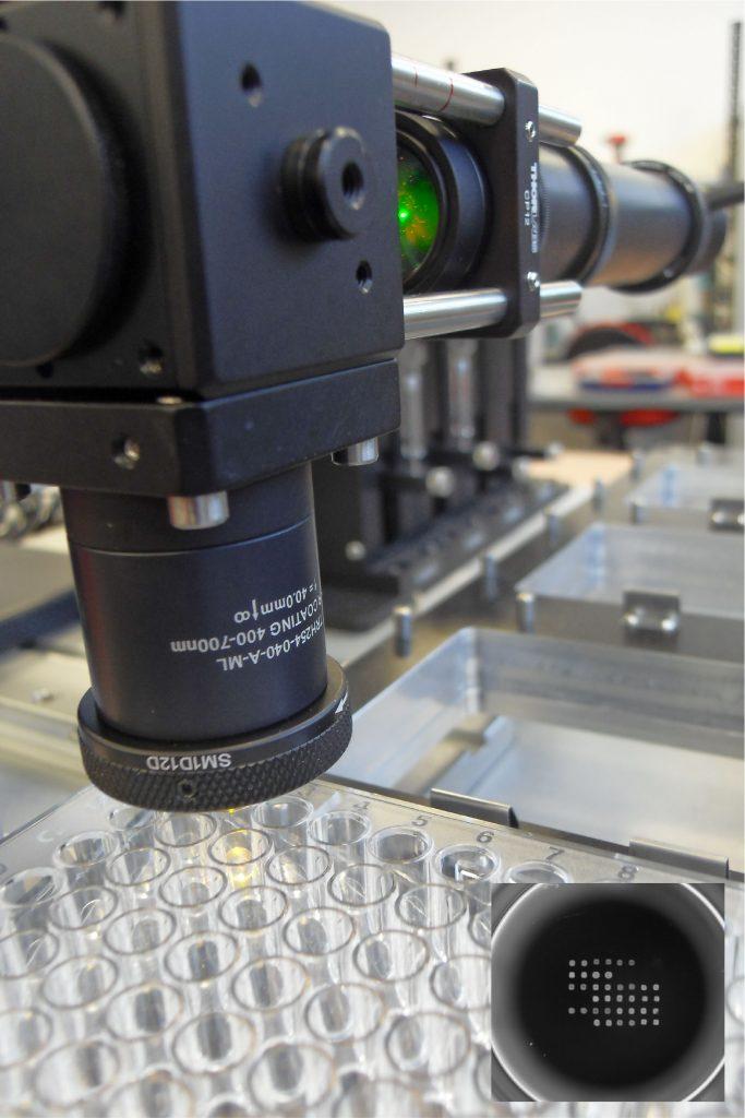 Setup-biophotonic-syst