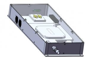 3D CAO of a fibre laser