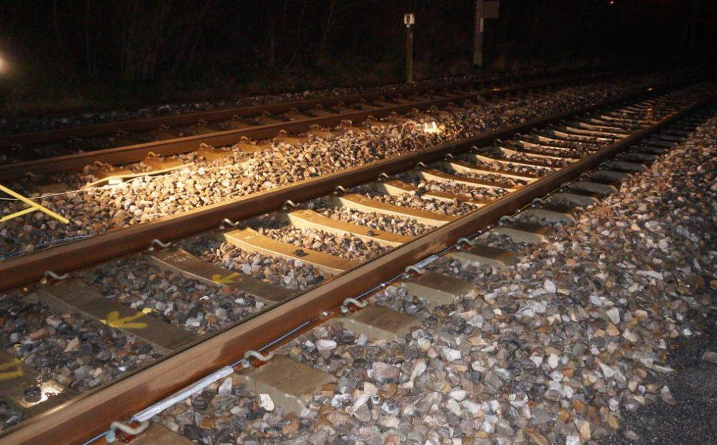 Fibre sensors for railway applications