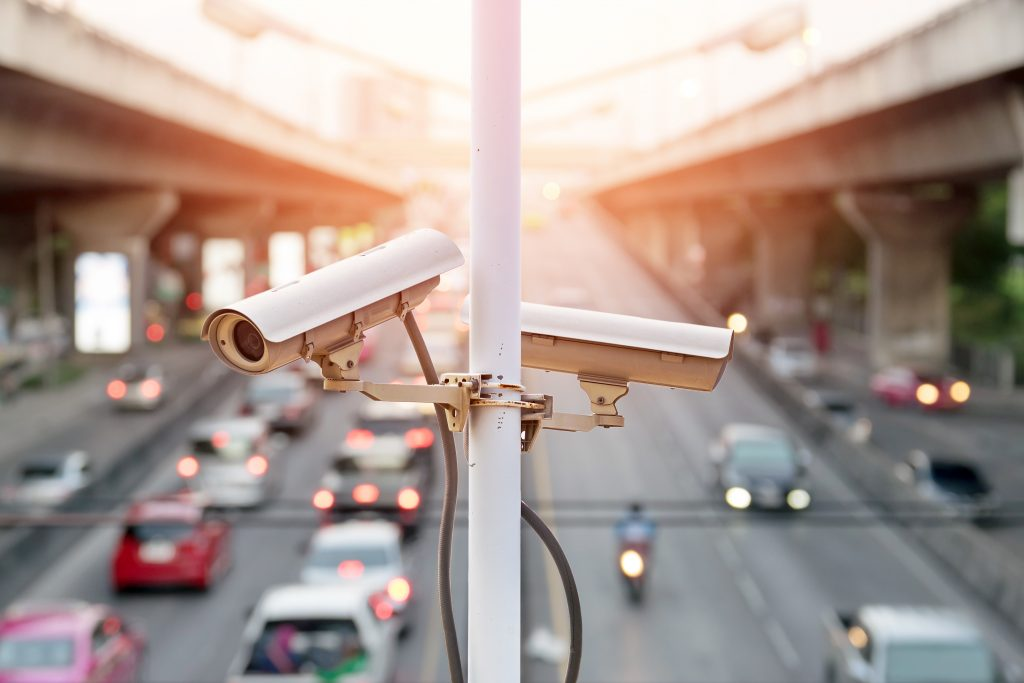 traffic security camera surveillance