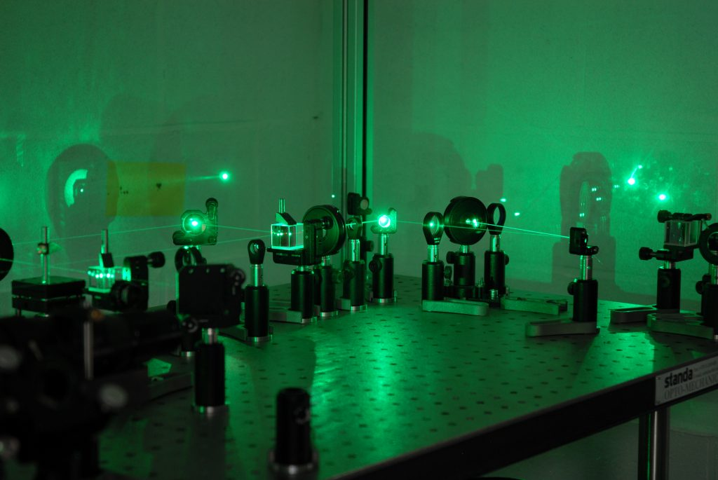 Laser micro-processing